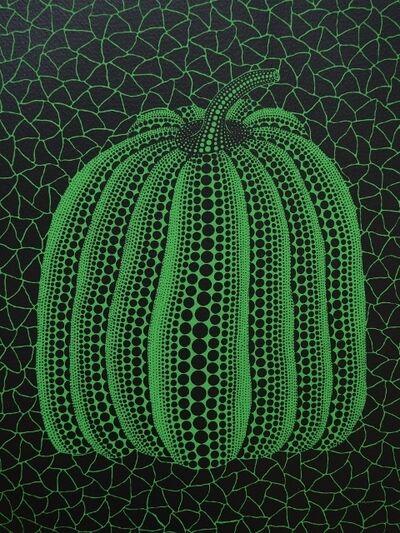 Yayoi Kusama, ' Pumpkin (GT)', 1996