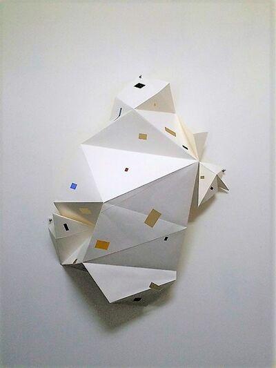 Tepeu Choc, 'Radiografia de escultura N.2', 2014