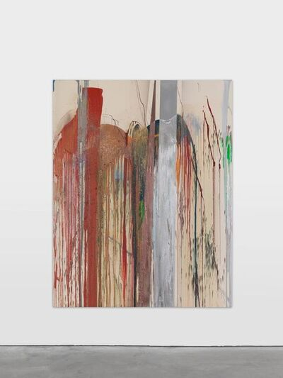 John M. Armleder, 'Délices', 2018