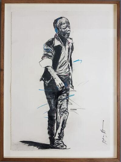 Nelson Makamo, 'Earphone Boy', 2015