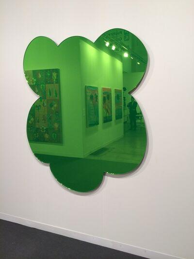 Jeff Koons, 'Monkey (Light Green)', 1999