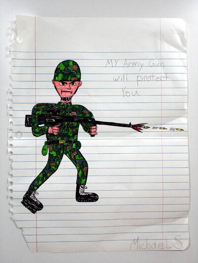 Michael Scoggins, 'My Army Gun', 2008