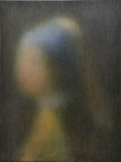 Robert Bosisio, 'vermeer', 2017
