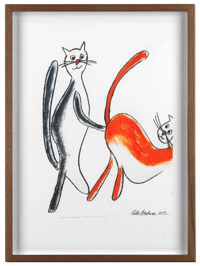 Keith Boadwee, 'Fisting Cats', 2019