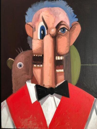 George Condo, 'The Butler's Dream', 2011