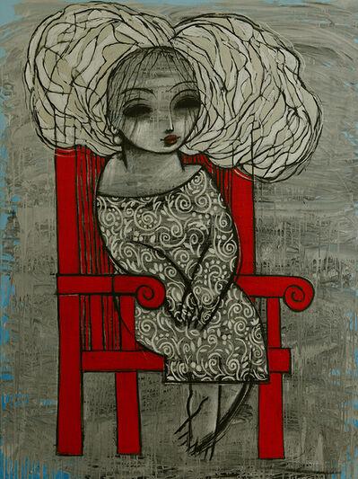 Mohannad Orabi, 'Self Portrait Series', 2010