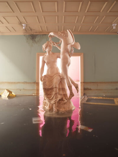 David LaChapelle, 'After the Deluge: Statue (from the series 'Museum')', 2007