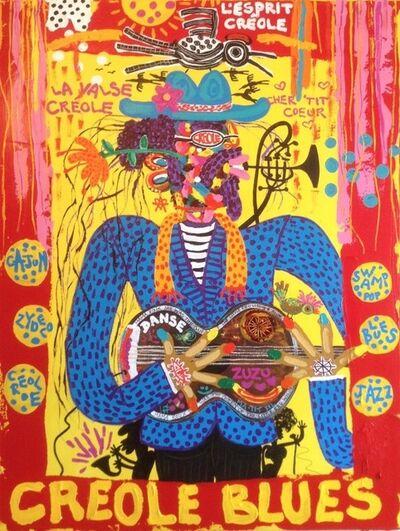 John van Orsouw, 'Creole Blues', 2018