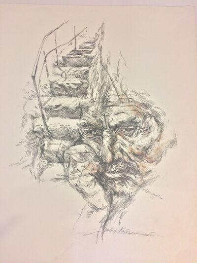 Hetty Krist, 'Hermann Hesse - Steps', 2002