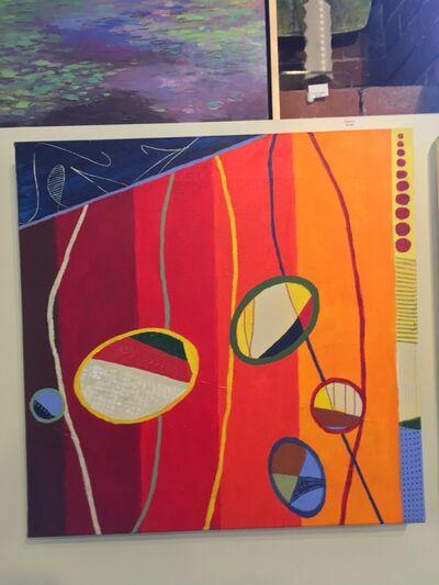 Pat Gerkin, 'Vibrations ', ca. 2013
