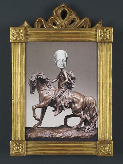 Francesco Vezzoli, 'Untitled (Study for an Homage to Giorgio de Chirico)', 2012