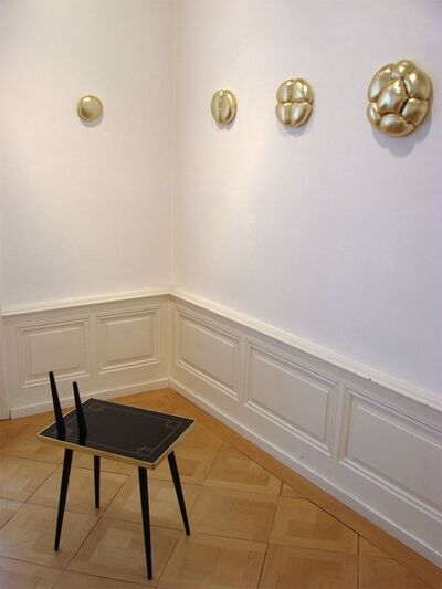 Elodie Antoine, 'Golden multiplication', 2011