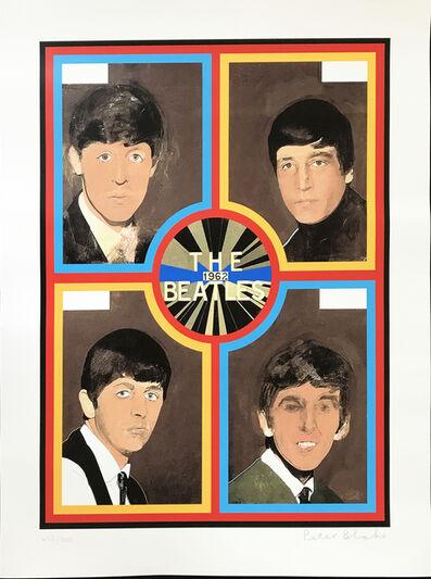 Peter Blake, 'The Beatles, 1962', 2012