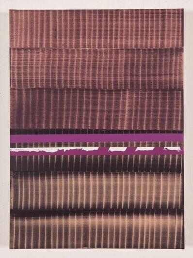 Juan Uslé, 'Insomne', 2018