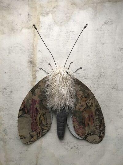 Larysa Bernhardt, 'Moth Fairy 1', 2020