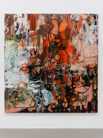 Olav Christopher Jenssen, 'The Rubicon Painting No.04', 2019/2020