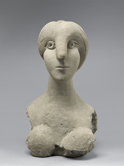 Pablo Picasso, 'Bust of a Woman', 1931