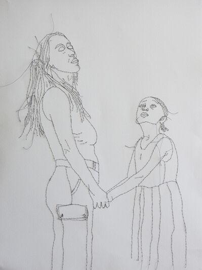 Mónica de Miranda, 'Blind Drawings XVII', 2018