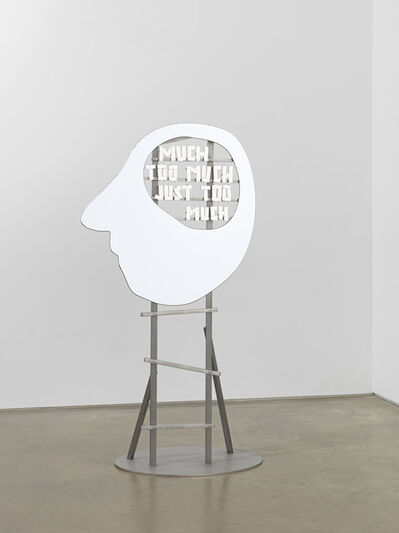 Olaf Breuning, 'Too Much', 2015