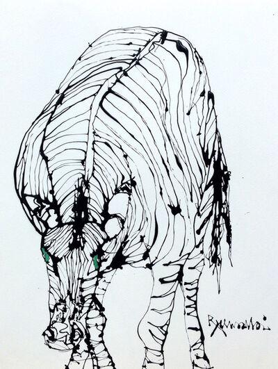 Ryuma Imai, 'Zebra', 2015