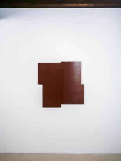 Hartmut Böhm, 'randstand/rotation/II', 2005
