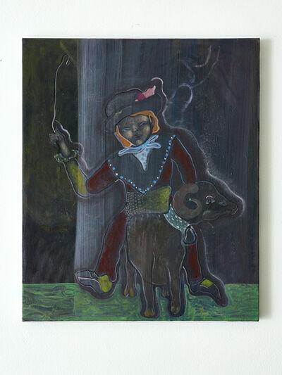 Matthias Garcia, 'Sans Peurs (Fearless)', 2018