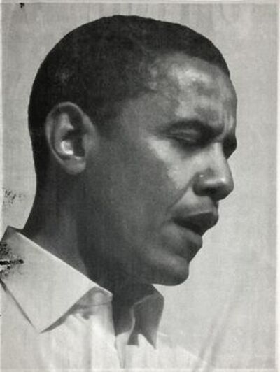 Russell Young, 'Barack Obama', 2008