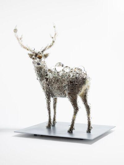 Kohei Nawa, 'PixCell-Deer#44', 2016