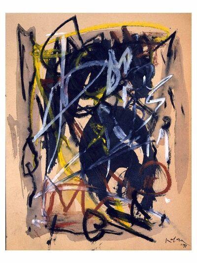 Emilio Vedova, 'Senza titolo', 1953