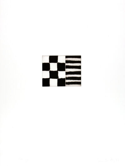 Sean Scully, 'Simples ', ca. 1993