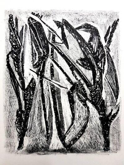 """Jean-Michel Atlan, 'Original Lithograph """"Kafka III"""" by Jean-Michel Atlan', 1946"""