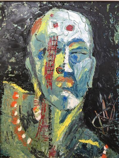 Mariam Qureshi, 'Blue People ', 2014