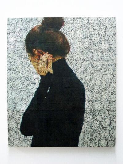 Sepideh Salehi, 'Mohr Portrait 8', 2016