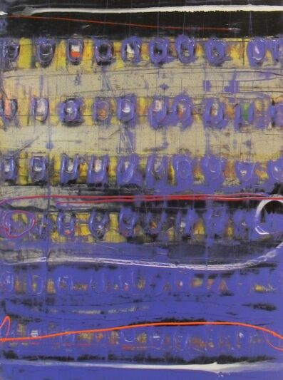 Richard Allen, 'Study of High Tide', 2012