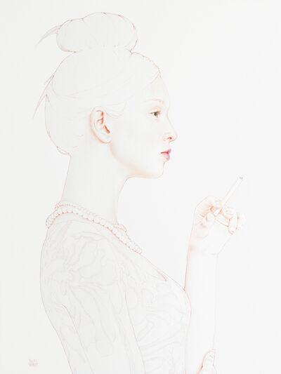 Salustiano, 'Zahara perfil II', 2019