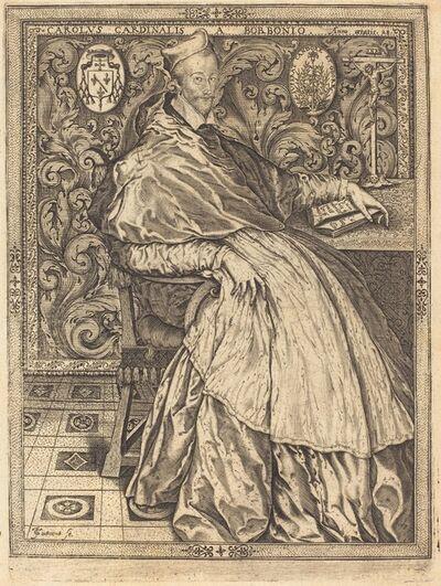 Jean de Gourmont I, 'Cardinal Charles de Bourbon'