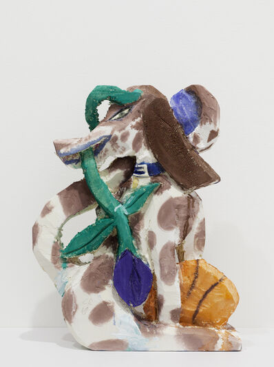 Charlie Roberts, 'Ball Dog', 2018