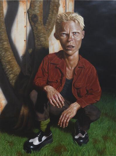 Sara Birns, 'Hidden Backyard', 2020