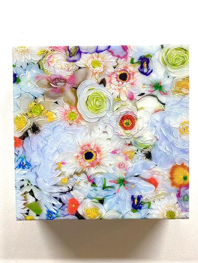 Tetsutaro Kamatani, 'PROLIFERATION- FLOWER WHITE', 2020