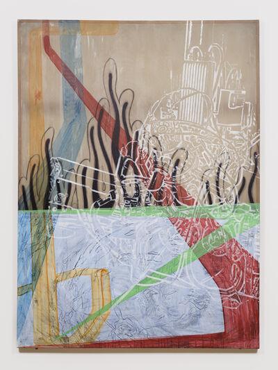 Tristin Lowe, 'Diaspore Planes', 2014