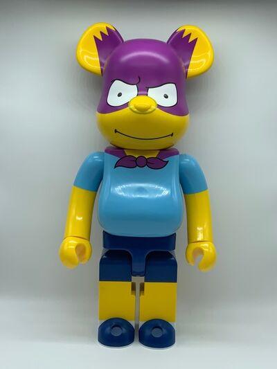 BE@RBRICK, 'The Simpsons - BARTMAN 1000%', 2017
