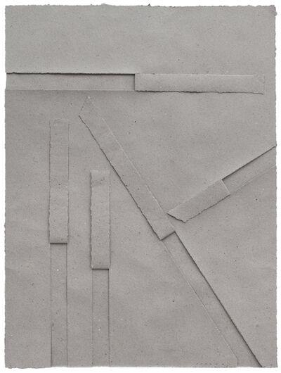 Ferdinand Penker, 'Rissbild', 2007
