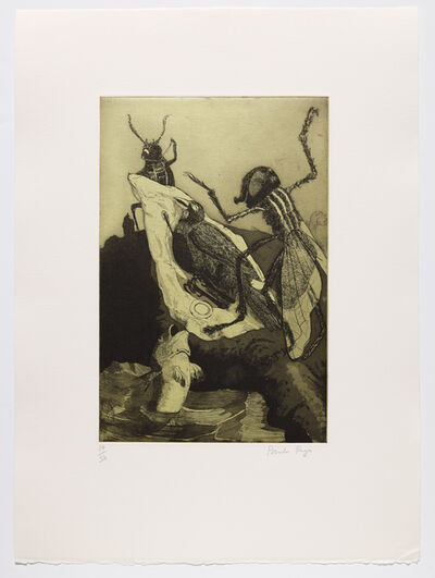 Paula Rego, 'Who Killed Cock Robin I', 1989