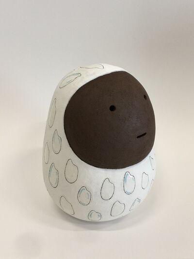 Akemi Maegawa, 'Rice Daruma (medium)', 2019