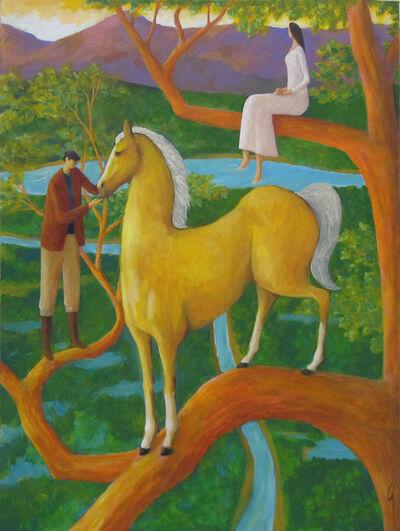 Glenn Quist, 'Palomino Tree', 2015