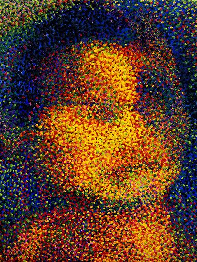 Domonkos Benyovszky-Szűcs, 'Portrait VII.', 2020