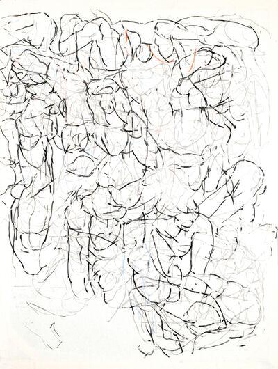 Konstantinos Berdeklis, 'Traces (10)', 2020