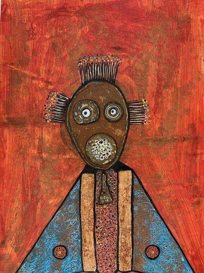 Mamoudou BOLLY, 'Untitled 4', 2018