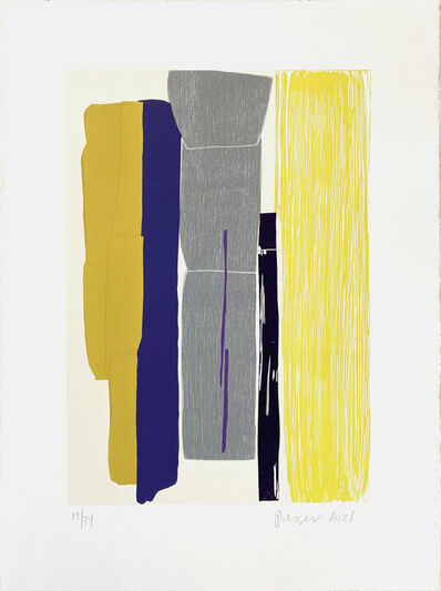 Jill Moser, 'Silk and Spar', 2021