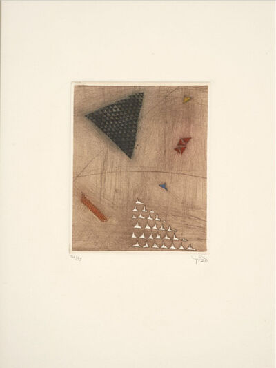Arthur Luiz Piza, 'No title', ca. 1970